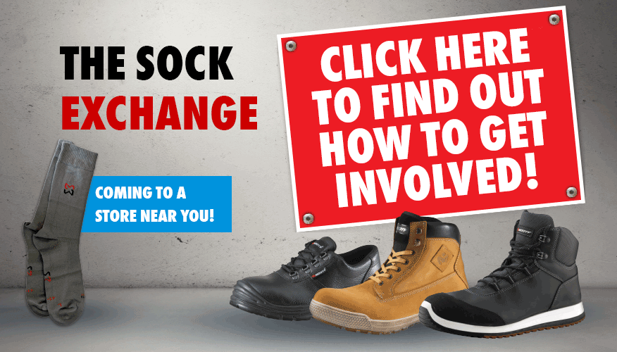 The great sock exchange, coming soon!