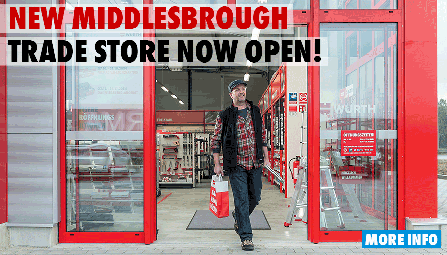 New Middlesbrough Trade Store Now Open!