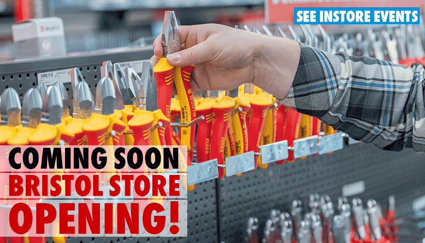 New Bristol Trade Store Opening Soon!