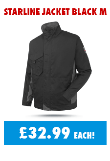 Starline Jackets now only £32.99 each!