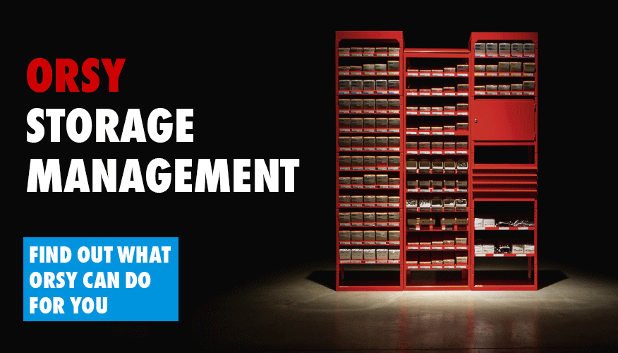 Check out what our Orsy Storage Management can do for you!