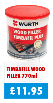 TimbaFil available in various colours, just £11.95 each