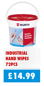 Hand Wipes just £14.99 each, or £11.99 when you buy 6 or more