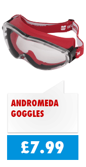 Andromeda Googles now only £7.99 for limited time!