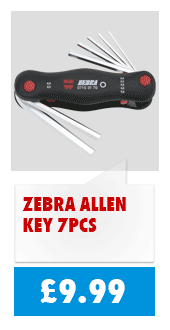 7 Piece Allen Key Set @ Only £9.99