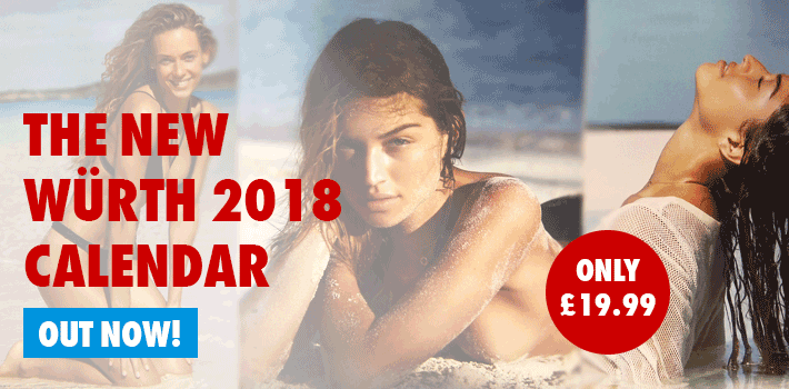 2018 Model Calendar Available Now!