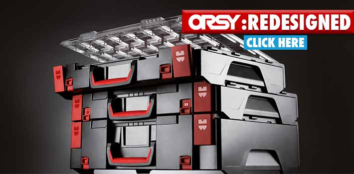 New ORSY System Cases